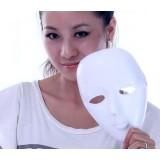 Wholesale - 10pcs Halloween/Custume Party Mask Doodled White Mask