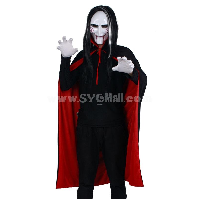 Halloween/Custume Party Mask and Custume Set