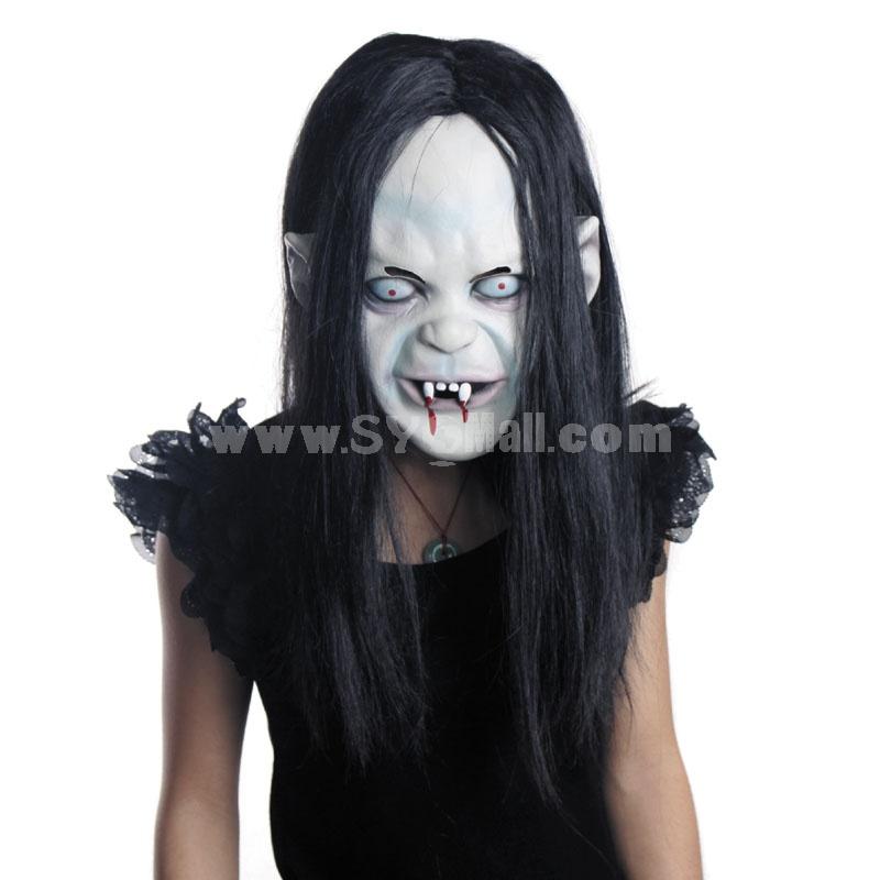 Halloween/Custume Party Mask Sadako Mask Full Face
