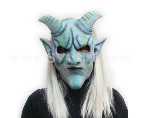 Halloween/Custume Party Mask Monster Mask Ram's Horn Full Face