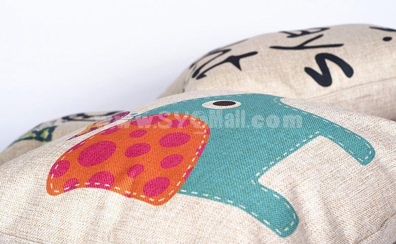 Decorative Printed Morden Stylish Style Throw Pillow