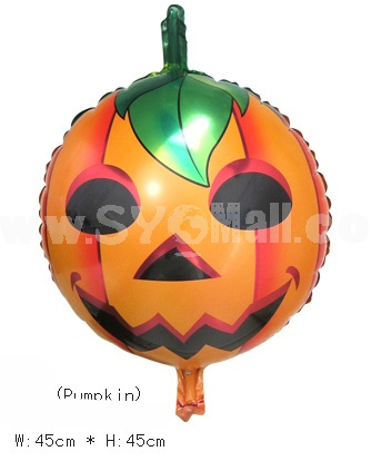 Creative Holloween Balloon 5PCs