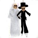 Wholesale - Creative Holloween Decor Couple Ghost