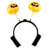 Wholesale - Creative Holloween Lighting Pumpkin Headpiece 2PCs