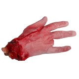 Wholesale - Creative Holloween Horrible Trick Toys Amputated Limb Bloody Hand with Severed Finger