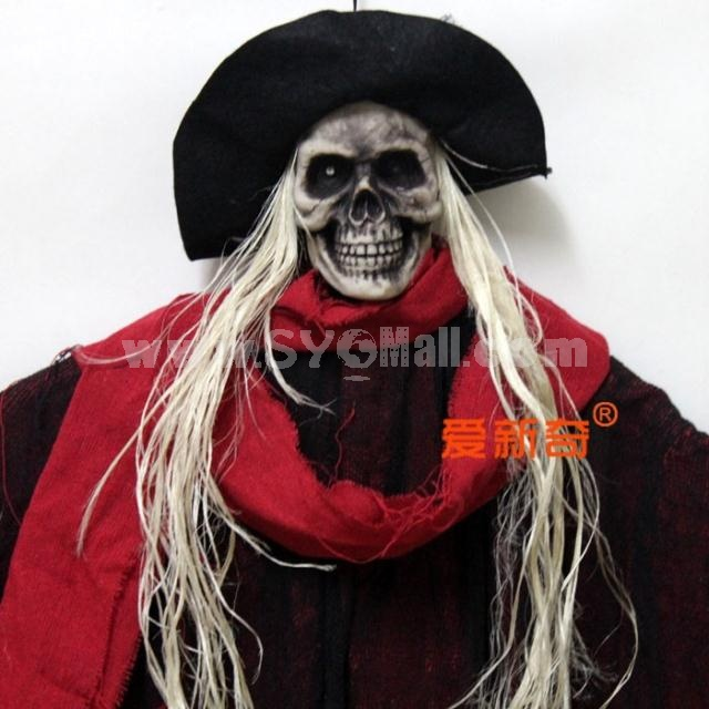 Creative Holloween Trick Toy Voice Control Body