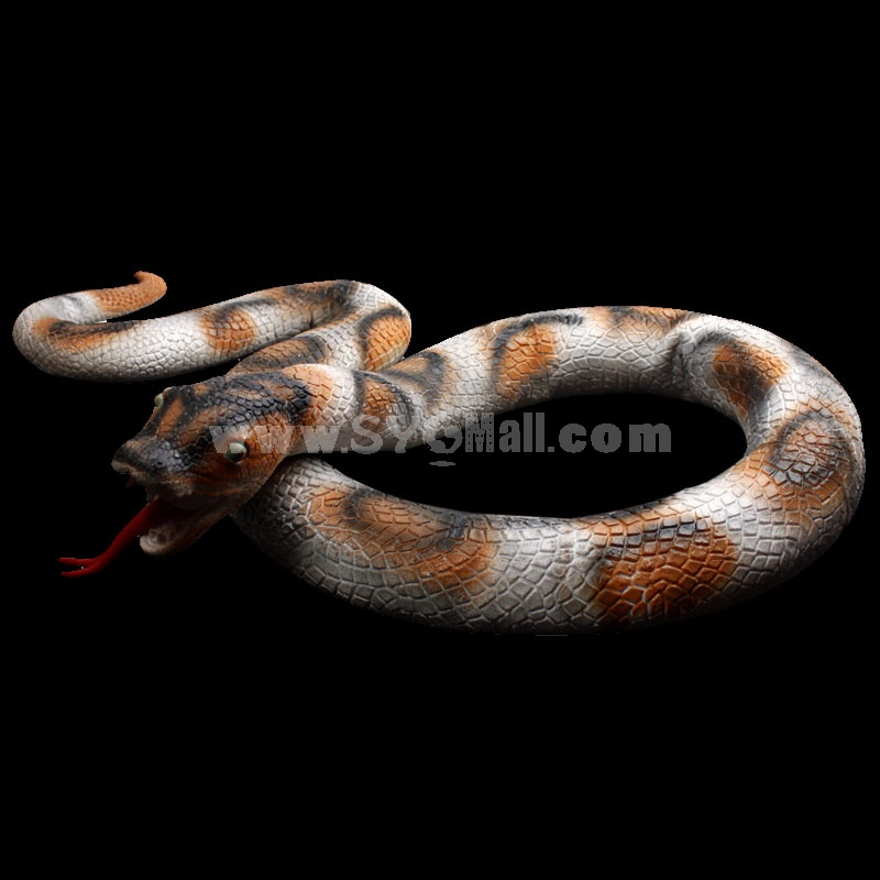 Creative Holloween Trick Toy Simulation Snake