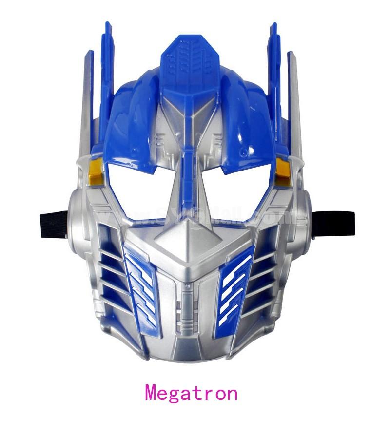 5PCS Halloween/Christmas Masquerade Mask Custume Mask -- The Transformers Mask