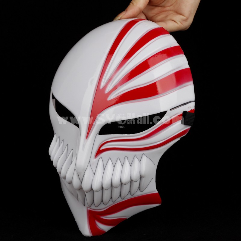 Halloween/Christmas Masquerade Mask Custume Mask -- Bleach Mask