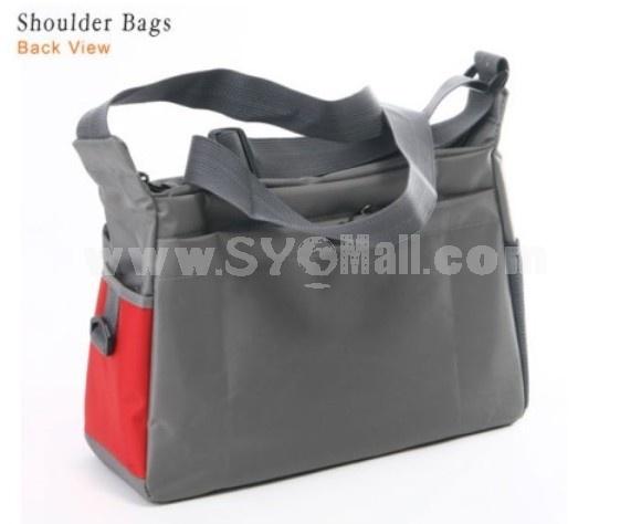Casual 3 in 1 Candy Corlor Shoulder Bag Outdoor Bag - Unisex