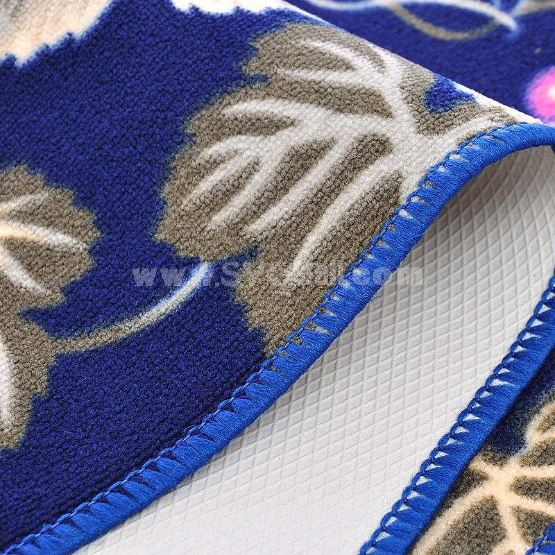 Fruits Pattern Home Furnishing Non-Slip Mat D319 140*50cm