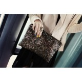 Wholesale - Charming Stylish Sequin Pattern  Handbag DL452