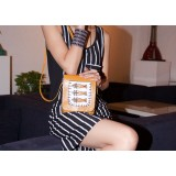 Wholesale - Charming Stylish PU Fish Pattern Bag Shoulder Bag Messenger Bag DL193