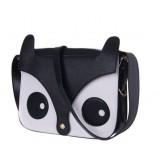 Wholesale - Charming Stylish PU Cute Fox Pattern Bag Shoulder Bag Messenger Bag DL074