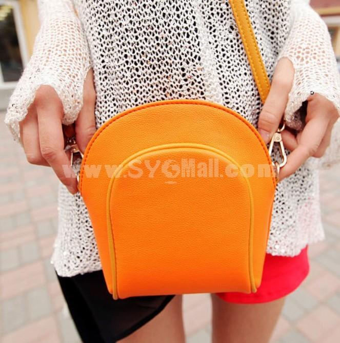Charming Stylish Cute Mini PU Bag Shoulder Bag Messenger Bag DL282
