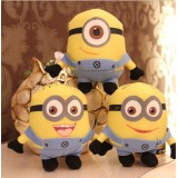 Wholesale - DESPICABLE ME The Minions Plush Toy Set 3PCS 16cm/6.3Inch Tall