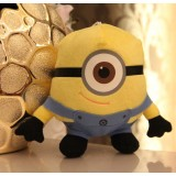 Wholesale - DESPICABLE ME The Minions Plush Toy - One Eye 18cm/7Inch Tall