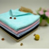 Wholesale - 41*63cm Soft Plain Color Towel A-M034