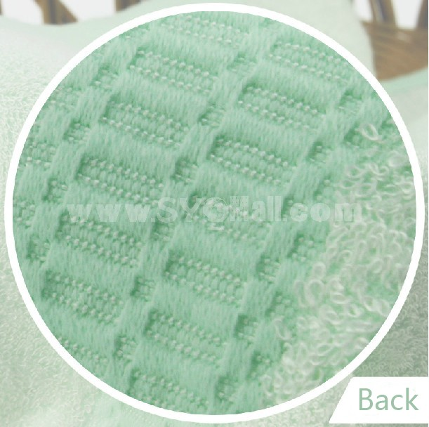 72×34cm Bamboo Fiber Soft Towel M032