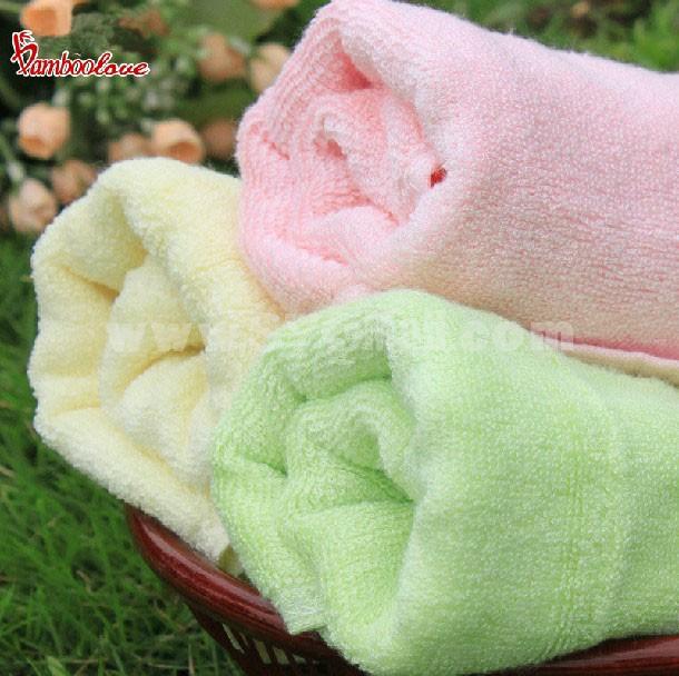 30*66cm Bamboo Fiber Soft Towel M007