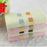 Wholesale - 34*34cm Bamboo Fiber Soft Hand Towel M027