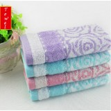 Wholesale - 34*34cm Bamboo Fiber Soft Hand Towel M038