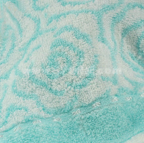 34*34cm Bamboo Fiber Soft Hand Towel M038