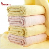 Wholesale - 70*140cm Bamboo Fiber Soft Washcloth Bath Towel M033