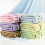 Wholesale - 70*140cm Bamboo Fiber Soft Washcloth Bath Towel M047