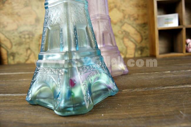 Creative Flashing Eiffel Tower Wishing Bottle