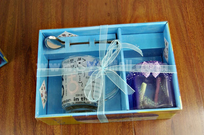 Creative Flashing Wishing Bottle Gift Kit