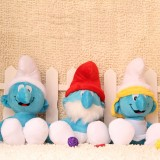 wholesale - 36cm Middle  The Smurf Plush Toy