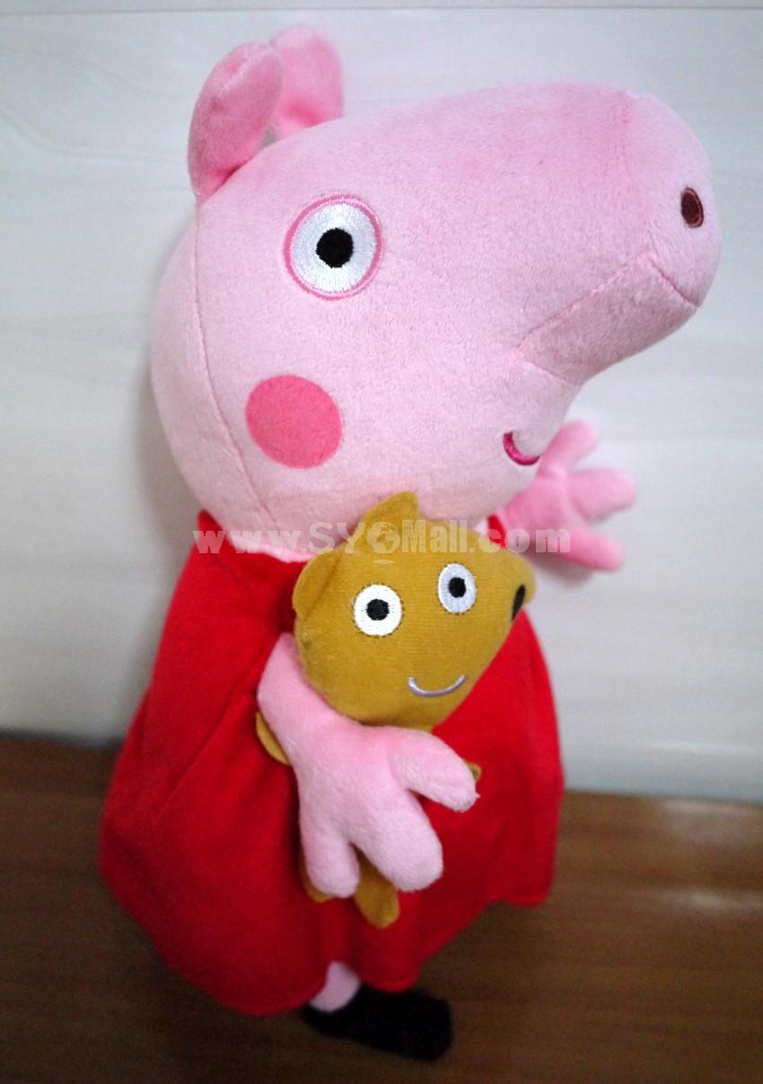 Peppa Pig Plush Toy Peppa 34cm