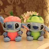 "wholesale - Stitch Plush Toy Stuffed Animal Fruit Style 18cm/7"" Tall"