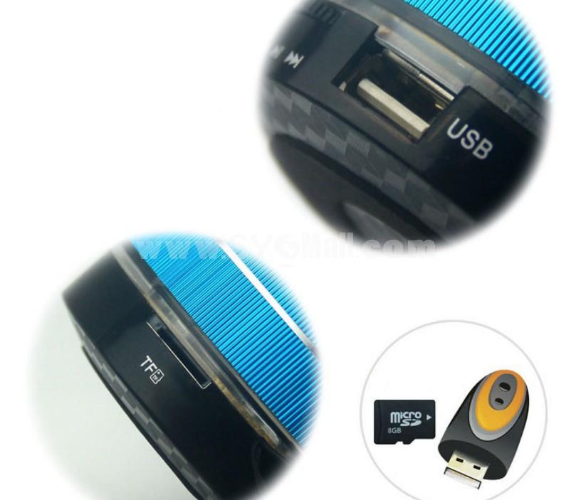MoRuiQi MQ-08 Portable Mini Multi Card Read Speaker with Insert Battery