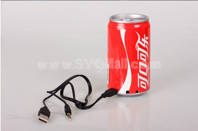 Creative Pepsi/Coca Cola Pattern Multi Card Read Speaker