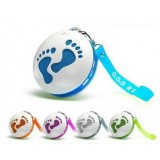 Wholesale - Cute Foot Pattern Mini Portable Multi Card Reader Speaker with FM Radio