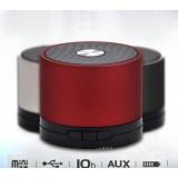 Wholesale - Stylish A1 Column Pattern Wireless Bluetooth Subwoofer Mini Portable Multi Card Reader Speaker