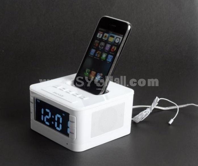 B7 Mini Portable Multi Card Reader Speaker for iPhone4/4s iPod