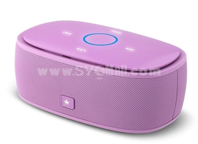 K5 Auto BT Call Mini Portable Multi Card Reader Bluetooth Speaker
