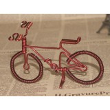 Wholesale - Creative Handwork Metal Decorative Small Bicycles/Brass Crafts