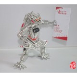 Wholesale - Creative Handwork Metal Decorative Robot with Crossbow/Brass Crafts