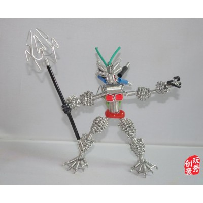 http://www.orientmoon.com/80559-thickbox/creative-handwork-metal-decorative-robot-with-arrow-brass-crafts.jpg