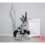 Wholesale - Creative Handwork Metal Decorative Short Pattern Robot/Brass Crafts