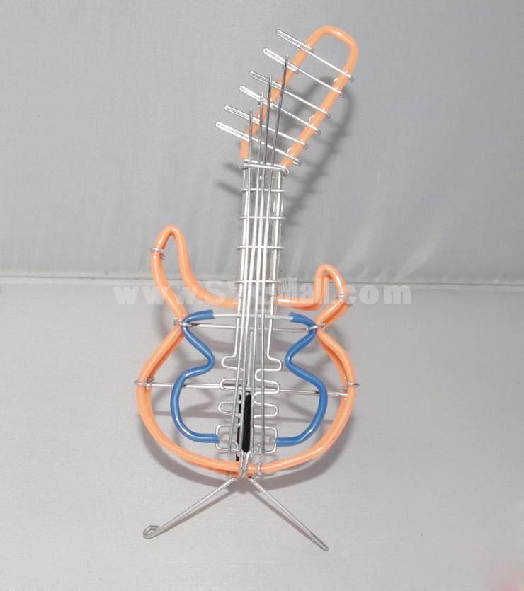 Creative Handwork Metal Decorative Guitar/Brass Crafts