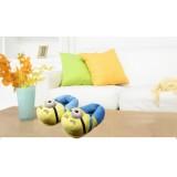 Wholesale - Cute Minions Style Cartoon High-top Cotton Slipper