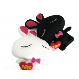 Wholesale - Cartoon Rabbit Bamboo Charcoal Air Purifier Cushion (for Car/Office/Home) 2PCs Set