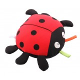 Wholesale - Cartoon Ladybug Bamboo Charcoal Air Purifier Cushion (for Car/Office/Home)