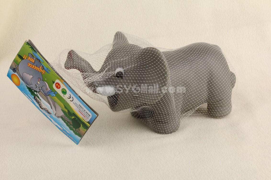 Creative Decompressing Screech Toy Party Toy- Squawking Elephant