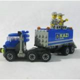 Wholesale - WANGE High Quality Building Blocks Plastic Engineering Series 163 Pcs LEGO Compatible